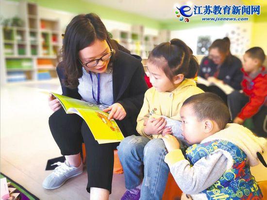 金湖县各中小学全力营造全民阅读良好氛围(图)