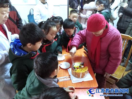 寒假伊始,这个学校的假期作业暖人心(图)