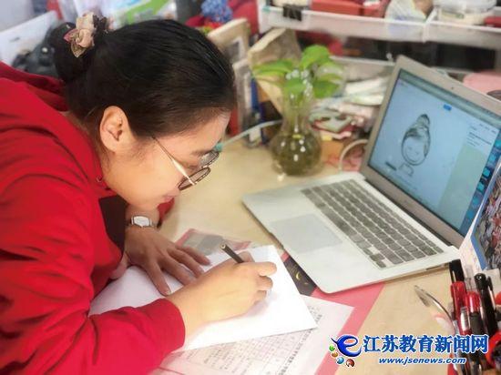 聋校评语于晓岚的花样漫画(图)超级《》教师圣经图片