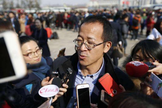 政协委员俞敏洪:取消英语考试的建议仓促且鲁莽(图)